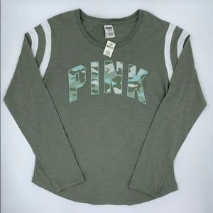 New with tag pink Victoria Secret T-shirt
